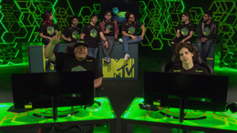San In Play e Polado jogam Rocket League no novo episódio de MTV Legends of Gaming
