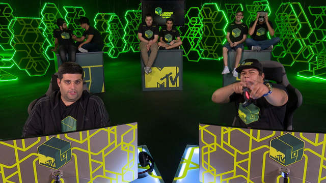 Davy Jones e San In Play estreiam a nova fase de batalhas do MTV Legends of Gaming - Davy Jones e San In Play se enfrentam nova fase de batalhas do #MTVLogBR