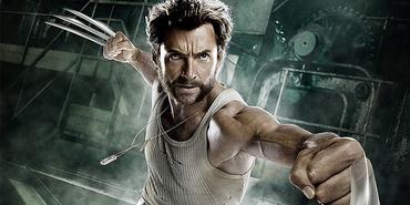 Wolverine com mãos machucadas