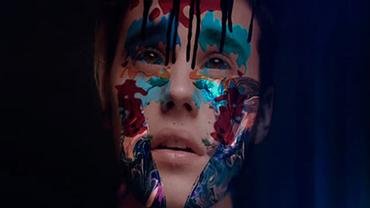 Bieber todo pintado em novo clipe