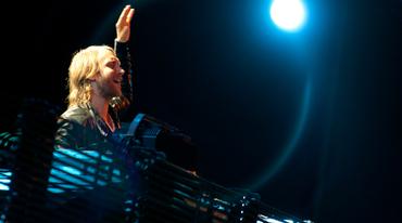 David Guetta no Brasil