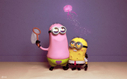 Minions se vestem de personagens da cultura pop
