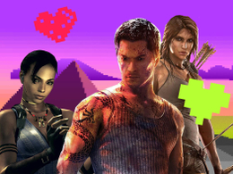 Os personagens mais sexys da história do vídeo game