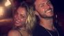 Holly Hagan & Kyle Christie foram de festa da lua cheia a um campo de tiro