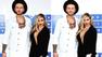 Holly Hagan e Kyle foram juntos ao White Carpet do VMA