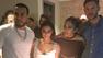 Calvin Harris e Kim Kardashian foram a festa juntos em Las Vegas