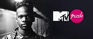 MTV Push: Shamir