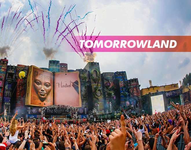 TOMORROWLAND NA MTV