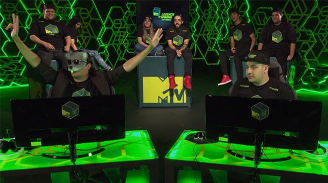 #MTVLogBR: Rato e Dreezy se enfrentam em Naruto