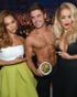 Melhores momentos do backstage no MTV Movie Awards