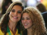 Shakira e Ivete na Copa
