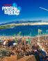 15 razões para você conhecer o Fresh Island Festival na Croácia