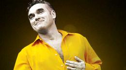 Morrissey volta ao Brasil para quatro apresentações