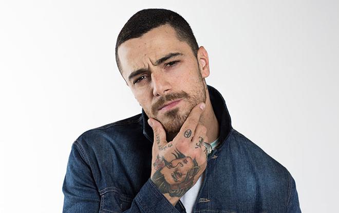 Felipe Titto faz tatuagem 'lá embaixo' para o 'Ridículos'!